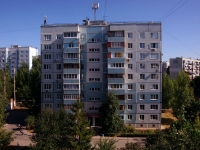 Togliatti, blvd Tatishchev, house 10. Apartment house