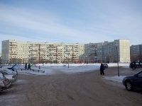 Togliatti, Tatishchev blvd, house 11. Apartment house