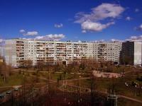 Тольятти, Татищева бульвар, дом 11. многоквартирный дом