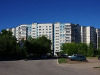 neighbour house: blvd. Tatishchev, house 14. Apartment house