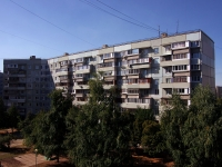 neighbour house: blvd. Tatishchev, house 15. Apartment house