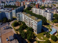 Togliatti, blvd Tatishchev, house 15. Apartment house