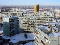 Togliatti, Tatishchev blvd, house 15. Apartment house