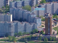 Togliatti, Tatishchev blvd, house 16. Apartment house
