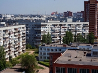 Togliatti, Tatishchev blvd, house 17. Apartment house