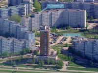 Togliatti, Tatishchev blvd, house 20. Apartment house