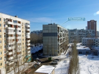 Togliatti, Tatishchev blvd, house 21. Apartment house