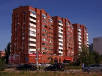 Togliatti, Tatishchev blvd, house 22. Apartment house