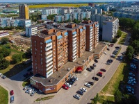 Togliatti, blvd Tatishchev, house 22. Apartment house
