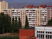 Togliatti, Tatishchev blvd, house 23. Apartment house