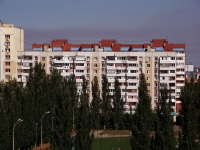 Togliatti, blvd Tatishchev, house 23. Apartment house