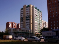Togliatti, Tatishchev blvd, house 25. Apartment house