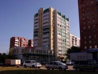 Тольятти, Татищева бульвар, дом 25. многоквартирный дом