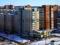 Togliatti, Tatishchev blvd, house 25. Apartment house