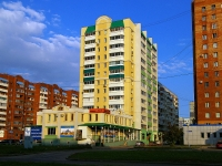 neighbour house: blvd. Tatishchev, house 25. Apartment house
