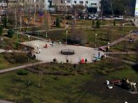 Тольятти, сквер На ТатищеваТатищева бульвар, сквер На Татищева