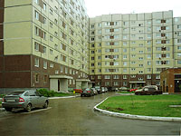 neighbour house: st. Timiryazev, house 74. Apartment house