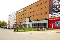 Togliatti, Topolinaya st, house 1. multi-purpose building