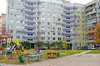 Togliatti, Topolinaya st, house 30. Apartment house