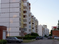Togliatti, Topolinaya st, house 41. Apartment house