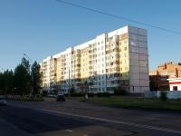 Тольятти, улица Тополиная, дом 47. многоквартирный дом