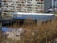 """Тольятти, супермаркет """"Перекрёсток"""", улица Тополиная, дом 44"""