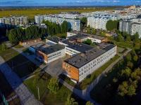Тольятти, улица Тополиная, дом 5. школа №88