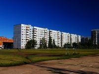 Togliatti, Topolinaya st, house 3. Apartment house