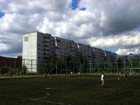 Тольятти, улица Тополиная, дом 3. многоквартирный дом