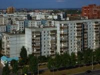 Тольятти, улица Тополиная, дом 6. многоквартирный дом