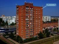 Тольятти, улица Тополиная, дом 7. многоквартирный дом