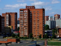 Togliatti, Topolinaya st, house 7. Apartment house