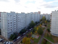 Togliatti, Topolinaya st, house 10. Apartment house