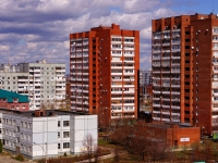 Togliatti, Topolinaya st, house 14. Apartment house