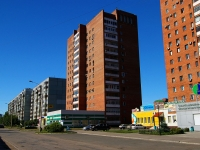 Togliatti, Topolinaya st, house 16. Apartment house