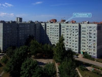 Togliatti, Topolinaya st, house 17. Apartment house