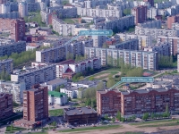 Togliatti, Topolinaya st, house 29. Apartment house