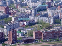 Togliatti, Topolinaya st, house 39. Apartment house