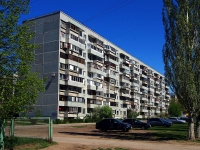 Togliatti, Topolinaya st, house 42. Apartment house