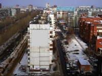 Togliatti, Topolinaya st, house 47. Apartment house