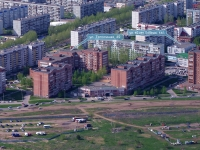 Togliatti, Topolinaya st, house 49. Apartment house