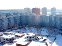 Togliatti, Topolinaya st, house 54. Apartment house