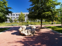 Togliatti, monument Аллея ветеранов ВОВTopolinaya st, monument Аллея ветеранов ВОВ
