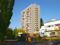 Togliatti, Tupolev blvd, house 11. Apartment house