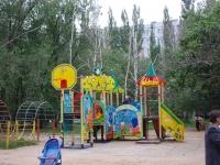 Тольятти, Туполева бульвар. сквер
