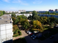 Togliatti, Tupolev blvd, house 17. Apartment house