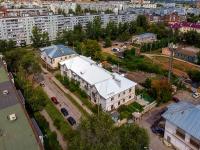 Тольятти, улица Тюленина, дом 8. многоквартирный дом