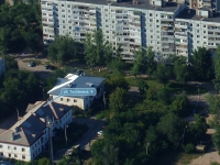 Togliatti, Tyulenin st, house 8. Apartment house