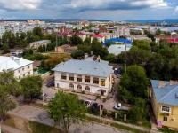Тольятти, улица Тюленина, дом 6. офисное здание