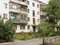 Togliatti, Ushakov st, house 36. Apartment house